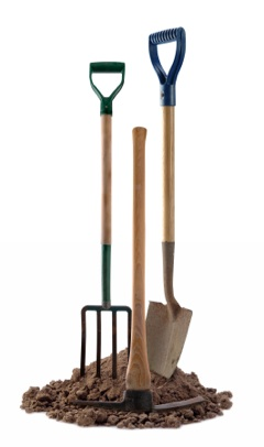 Best gardening tools overachieving vegetable gardening for Best garden tools to have