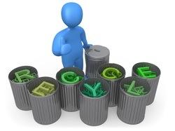 home recycling center